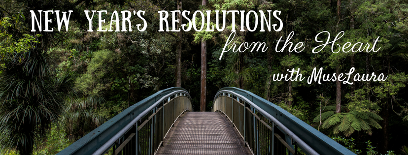 New Year's Resolutions from the Heart – One more