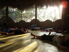 A Yoga Moment: For Yoga Teachers on Savasana