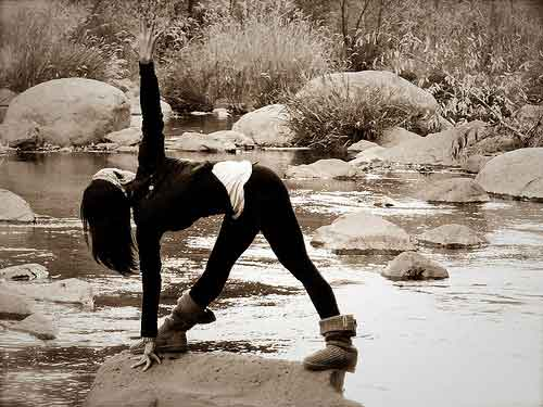 One Yogini's Thoughts: When you don't like a pose