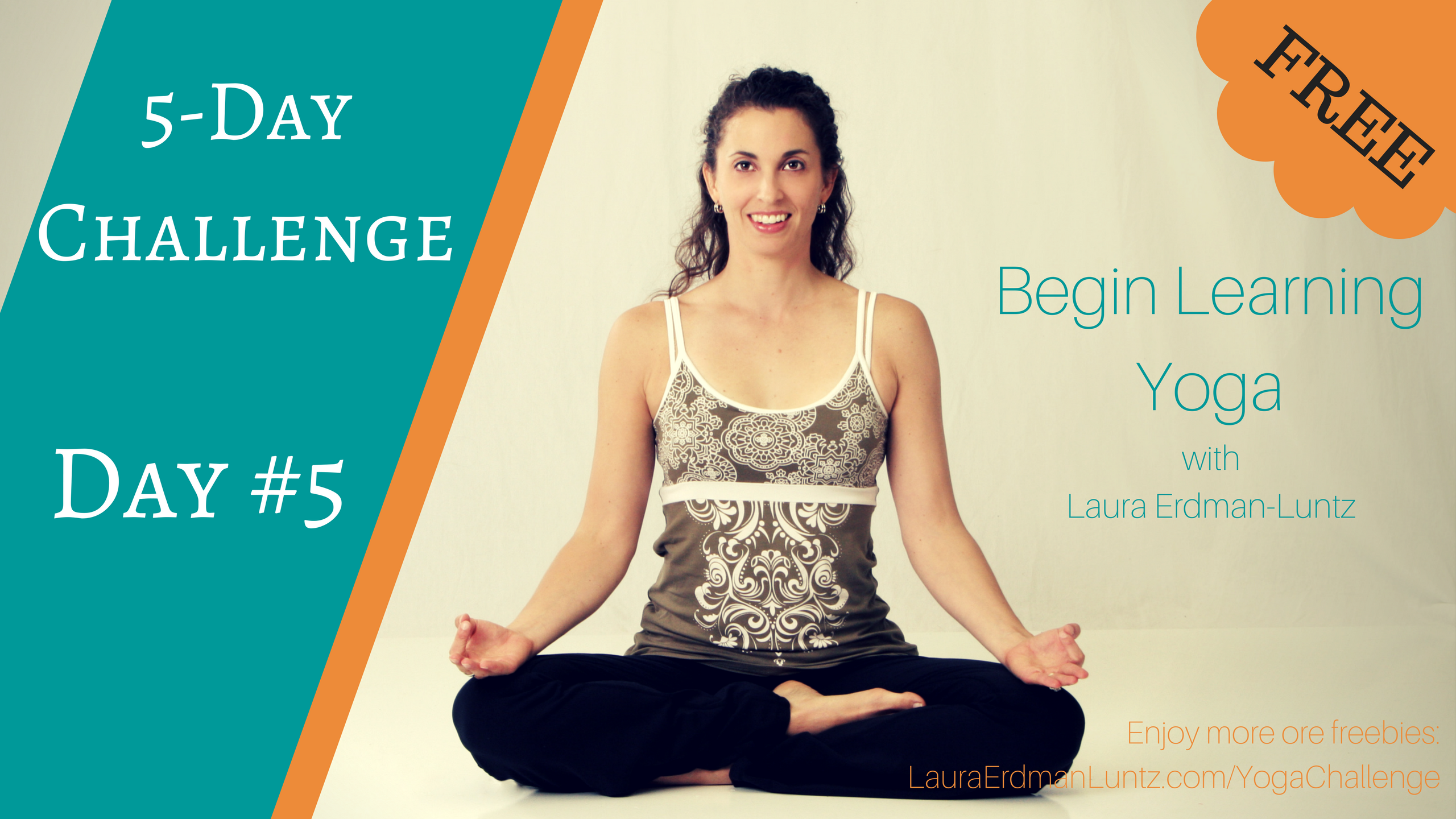 5-Day Challenge: Learn Yoga Day #5