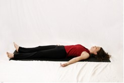 Study Points for the Yoga Pose of the Month: Savasana (Corpse Pose)