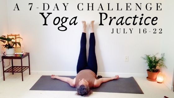 7- Day Yoga Challenge
