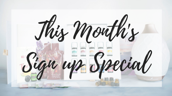Ready to sign up with Young Living?