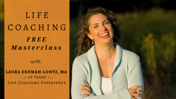 FREE Life Coaching Masterclass