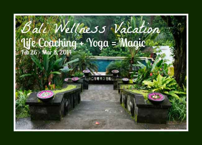 Bali Wellness Vacation