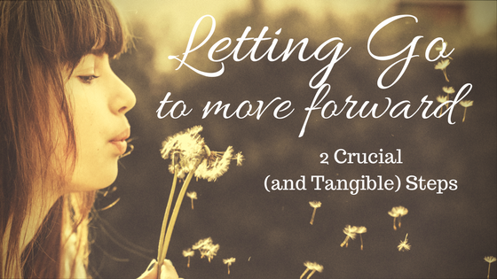 My Inspirational Year: Letting Go