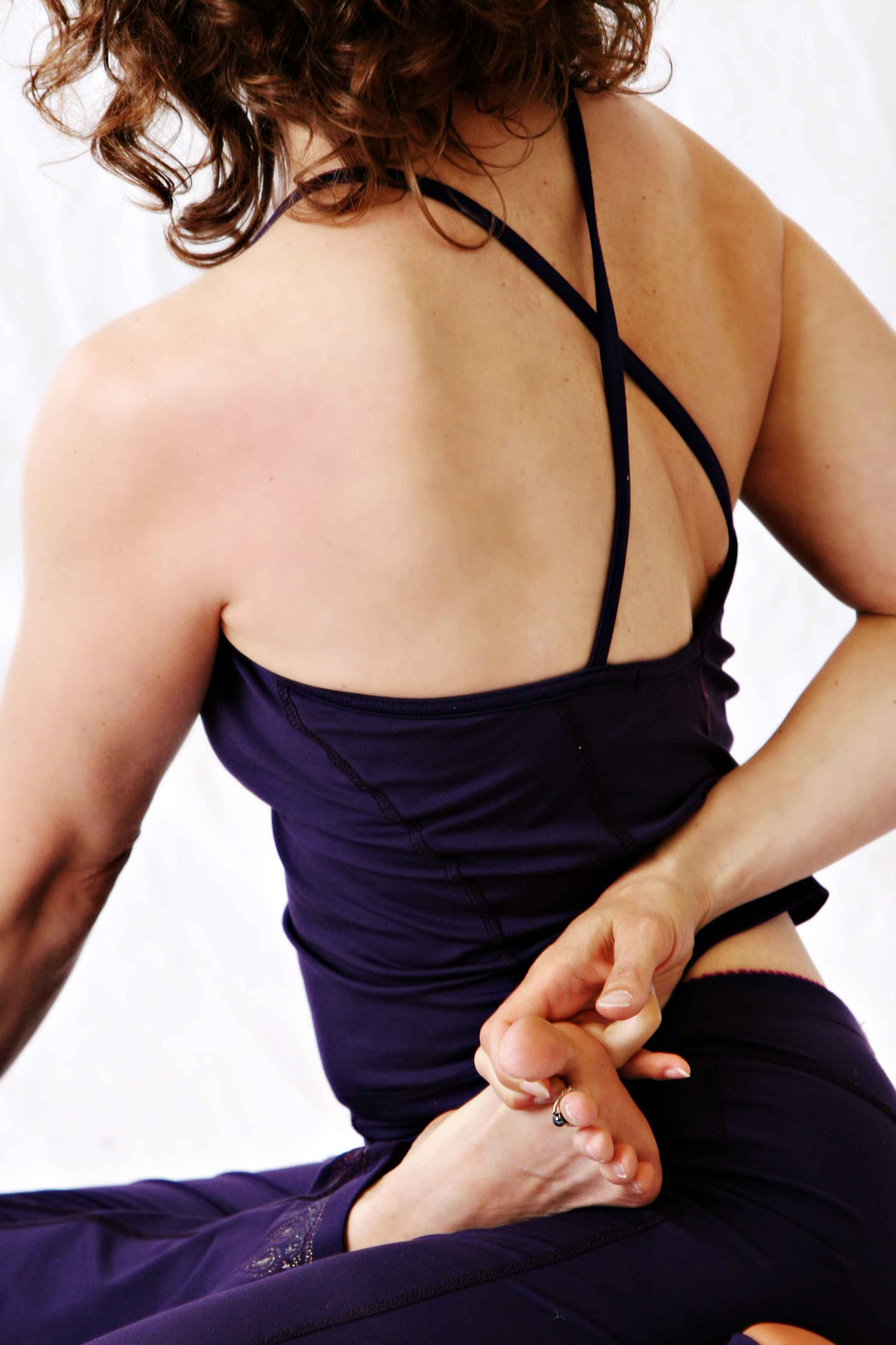 The Benefits of Yogic Twists
