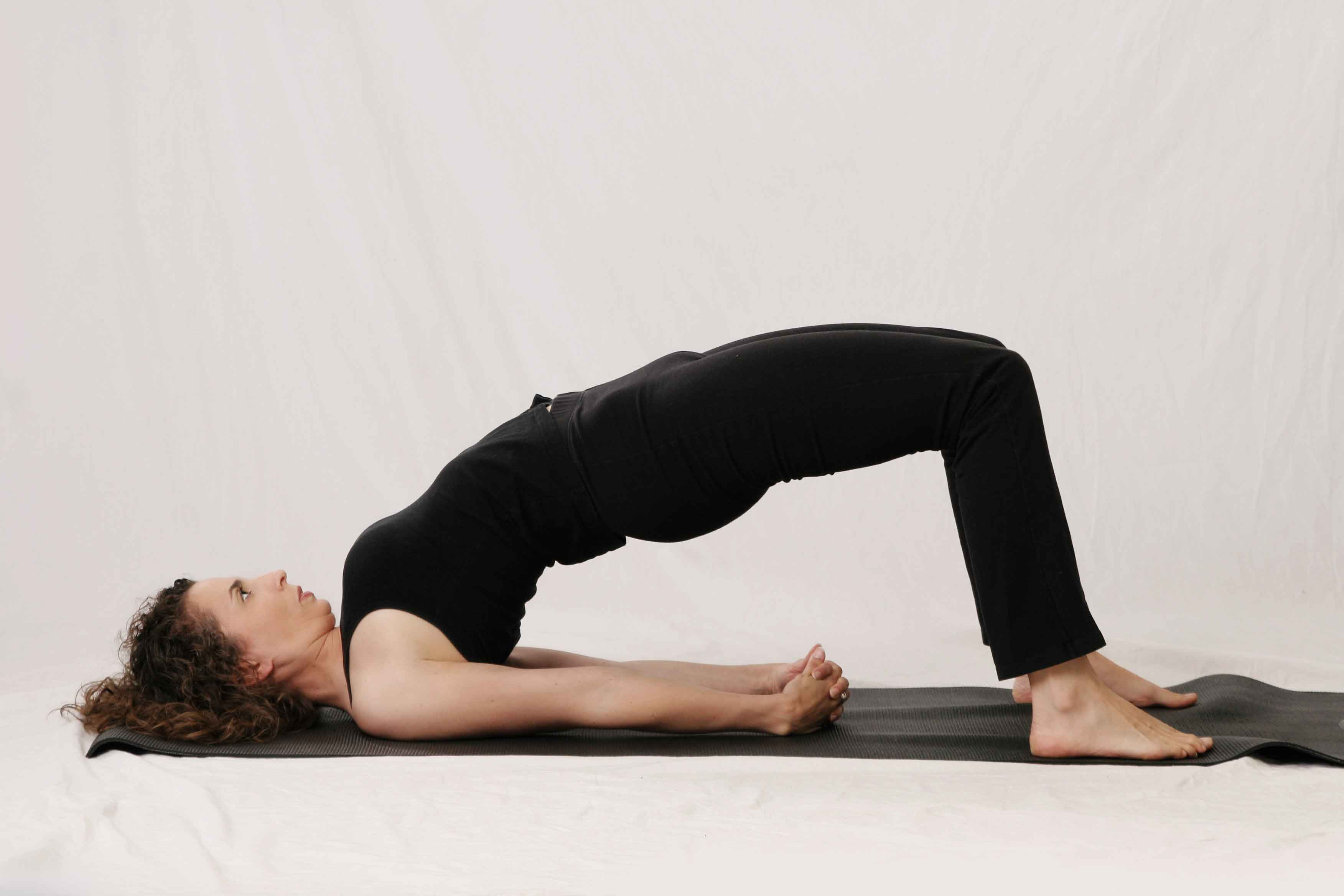 Setu Bandh Sarvangasana (Bridge Pose)