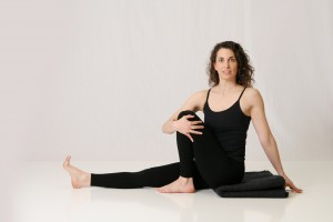 Quick Tip for Yogic Twists