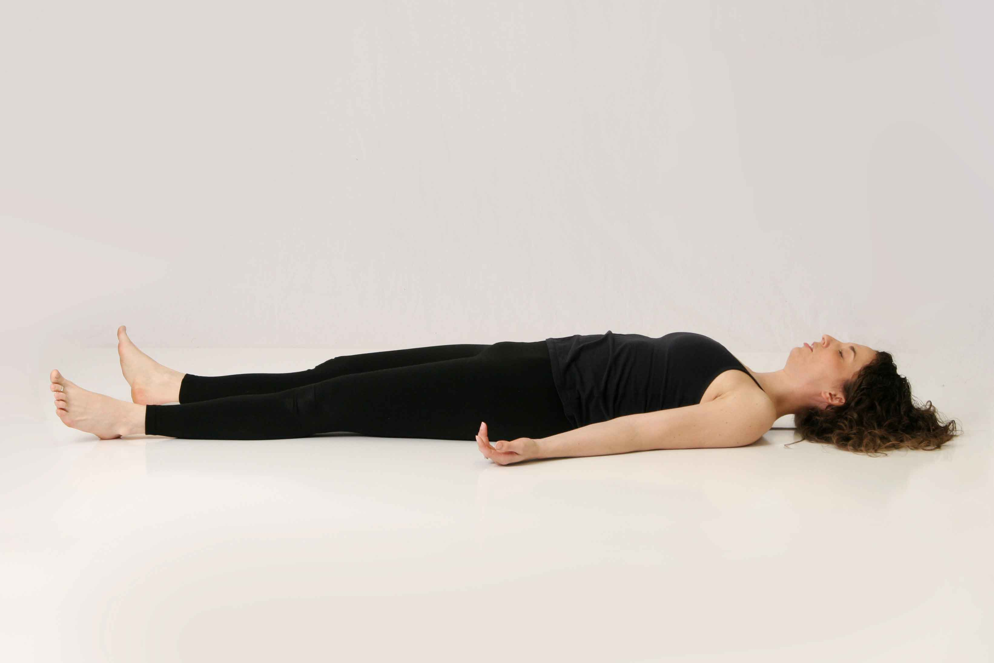 Aligning the Pelvis in Savasana (Corpse Pose)