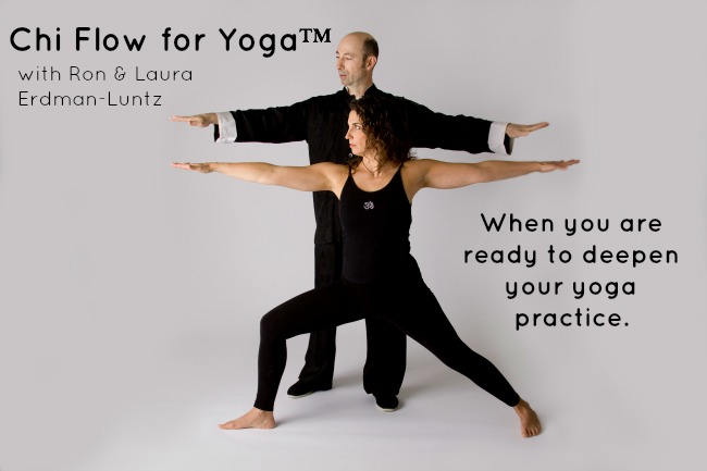 Chi Flow for Yoga™: Energy flow through Baddha Konasana (Bound Angle Pose)