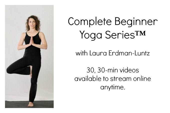 Complete Beginner Yoga Series™