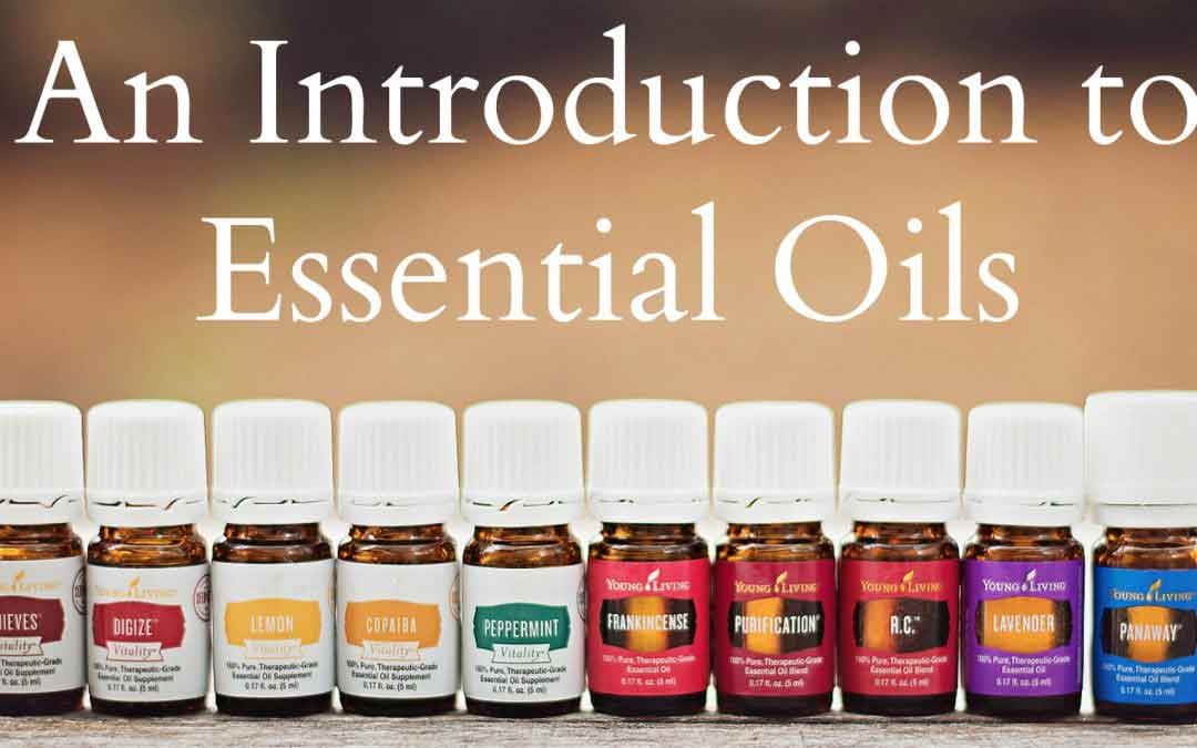An Introduction to Essential Oils Weekend