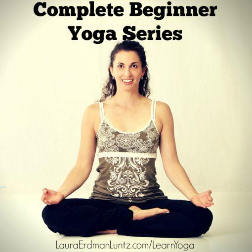 Online Complete Beginner Yoga Series