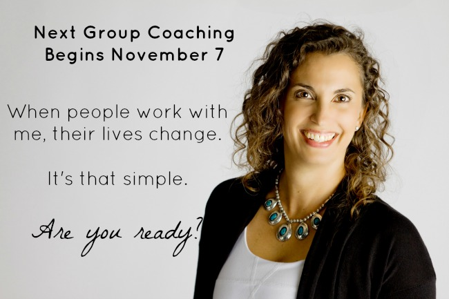 Group Life Coaching with Laura