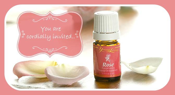 Invitation - Rose Cover