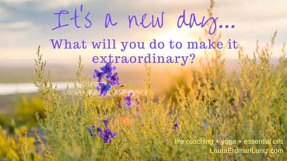 A Coaching Moment: What can you do today to make it extraordinary?