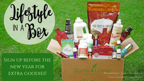 FLASH SALE: End of Year Promotion for Young Living