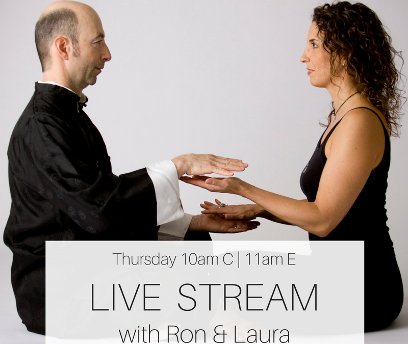 He Said | She Said with Ron & Laura: Contentment or Manifesting?