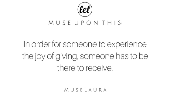 #MondayMorningMusing: Receiving