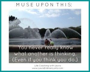 Musing: Life Coaching with Laura