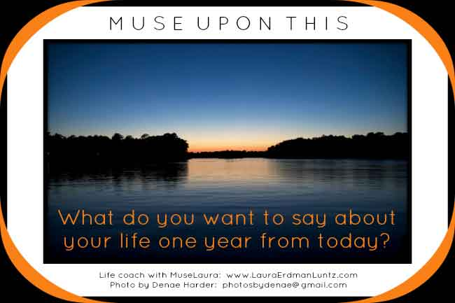 Musing: What do you want? | Life Coaching with MuseLaura