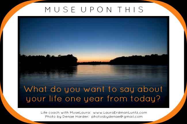 Musing: What do you want? | Life Coaching with MuseLaura