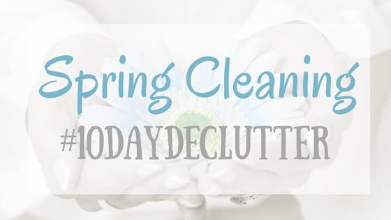 #10DayDeclutter