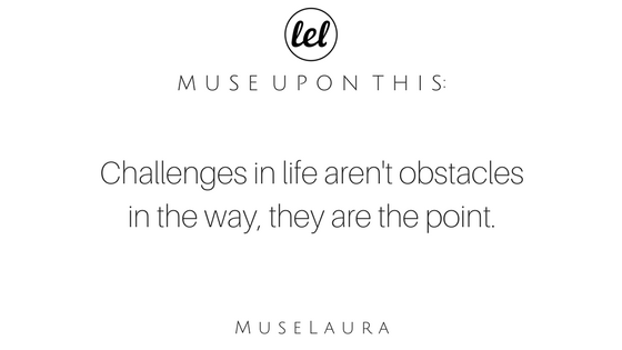 Musing: Appreciating the Challenges