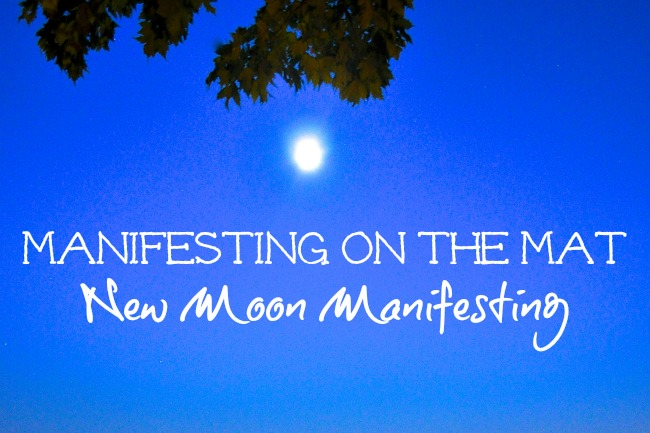 Manifesting on the Mat: New Moon | Life Coaching with MuseLaura