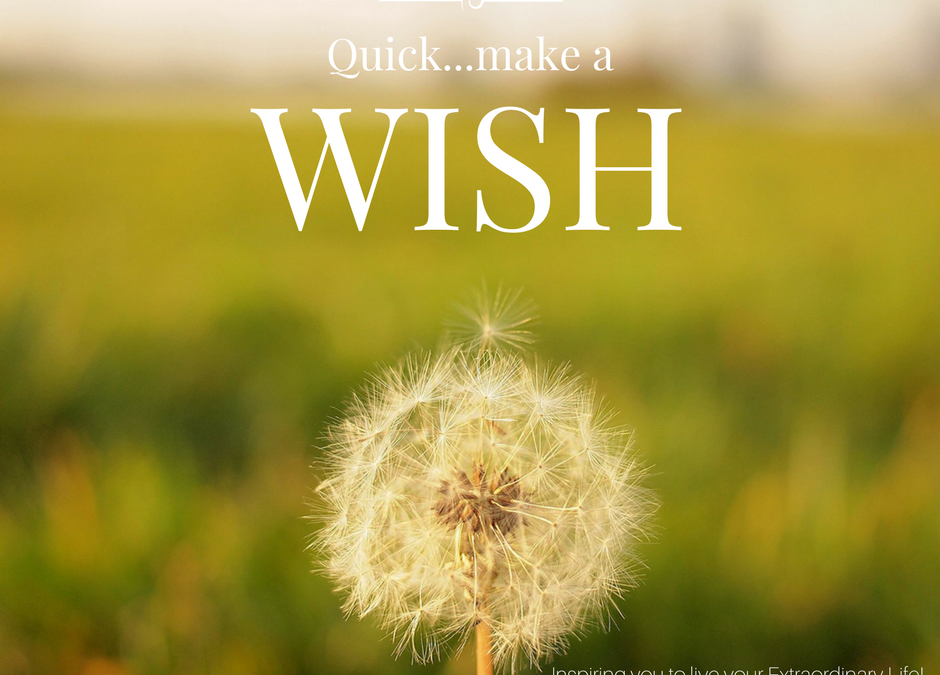 Setting Wishes this Sunday