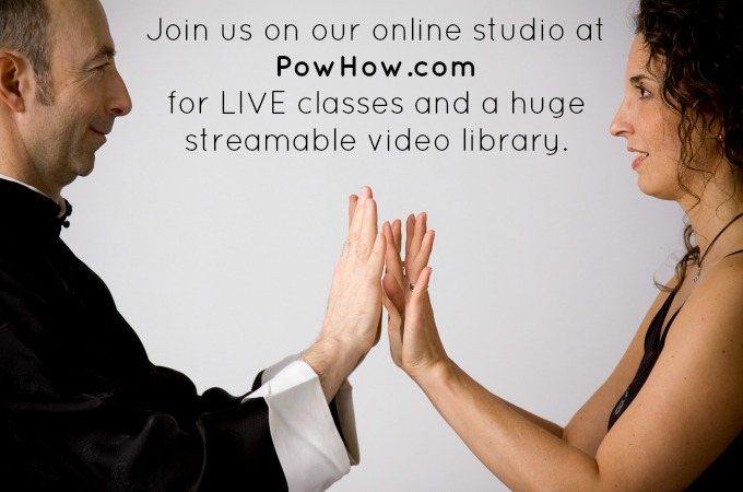 Online Studio with Ron and Laura