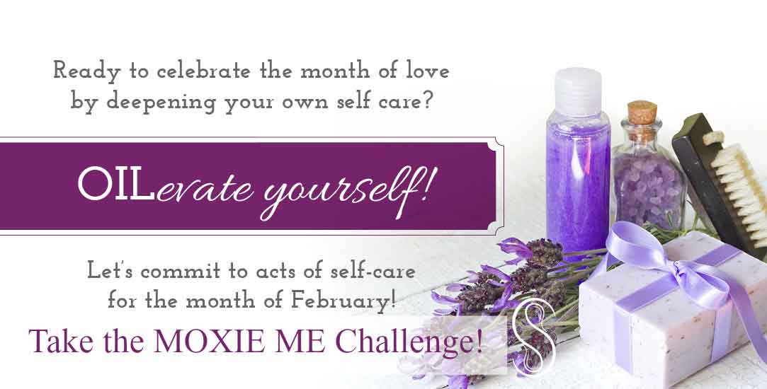 February Challenge: MOXIE ME