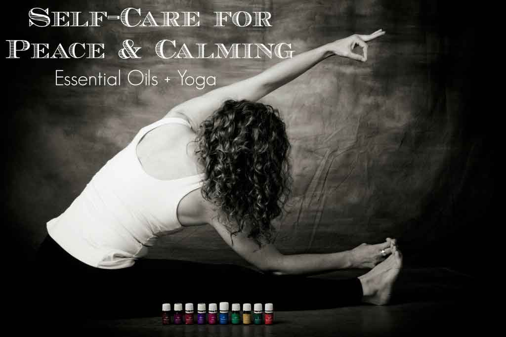 Self-Care with Essential Oils + Yoga | MuseLaura