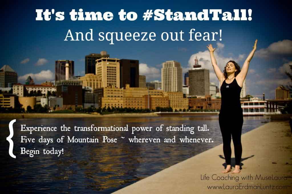 #StandTall Challenge