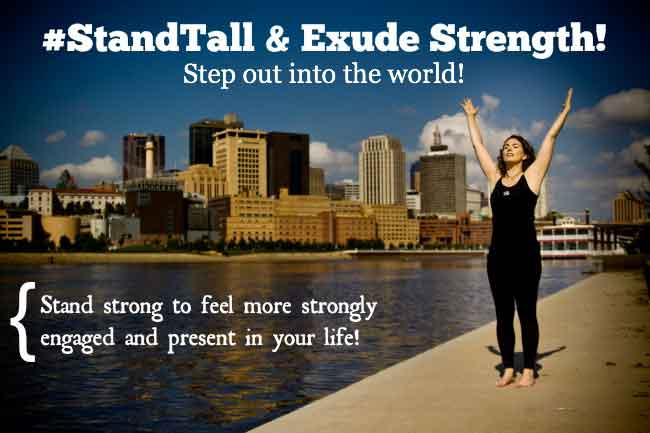 #StandTall Challenge: Day 3