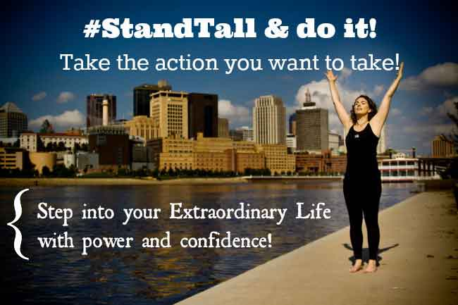 #StandTall Challenge: Day 5