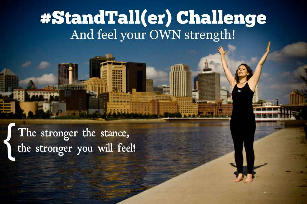 #StandTall Challenge | Life Coaching with MuseLaura