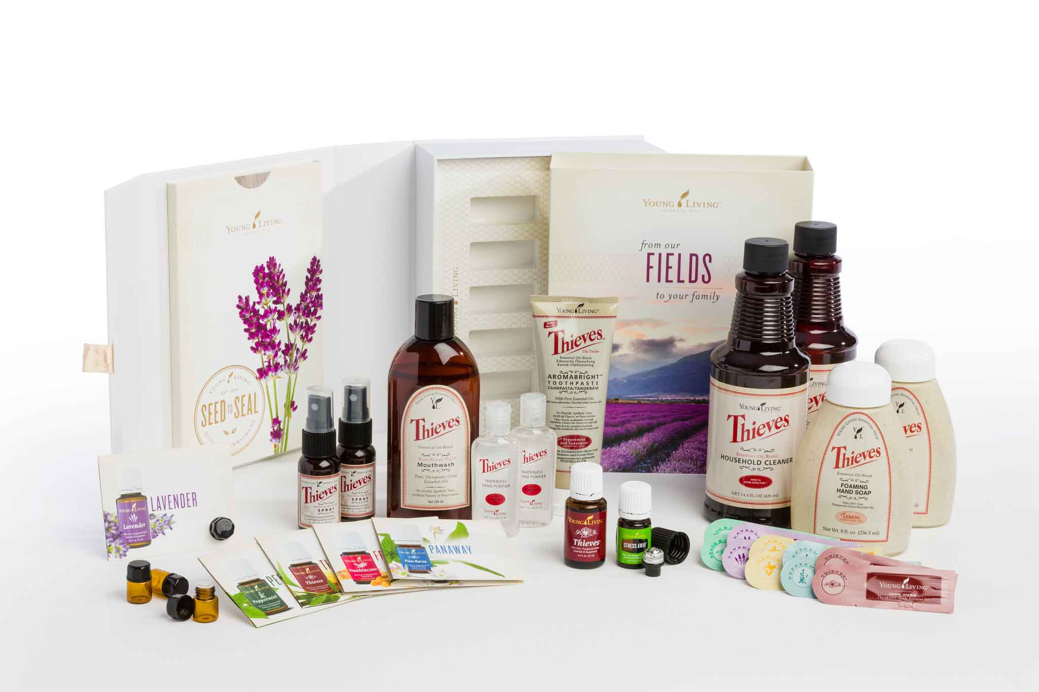 Getting Started With Young Living Muselaura Premium Starter Kit