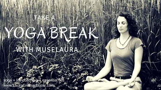 Yoga Break: Relax Your Shoulders