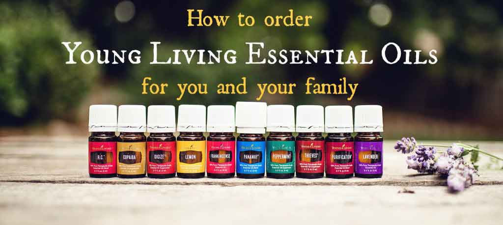 Young Living Essential Oils | Getting Started